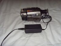 VINTAGE SONY HANDYCAM VISION, FULL WORKING ORDER WITH BOX, BAG/ INSTRUCTIONS ETC