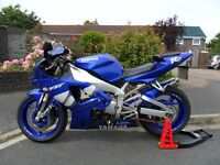 Stunning Superbike in Blue. 20511 Miles, MOT May 2018.