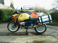 BMW R 1150 GS 2003 FOR SALE £3,300
