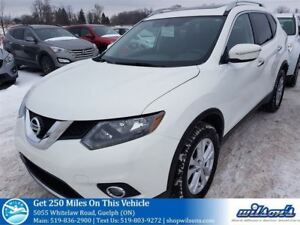 2014 Nissan Rogue SV AWD SUV! SUNROOF! REAR CAMERA! PUSH BUTTON