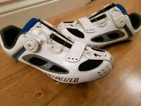 Specialized BG Expert Road Cycling Shoes size 10