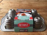 Nordic Ware Beehive Cakelet Pan RRP £40