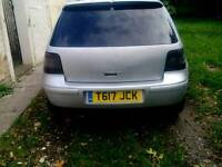 Gold gti 1.8t spares or repairs does start