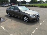 Mercedes Benz Diesel - E250 - Eco Blue Tec - Panoramic Roof- Excellent condition