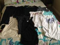 Maternity clothes bundle-open to offers