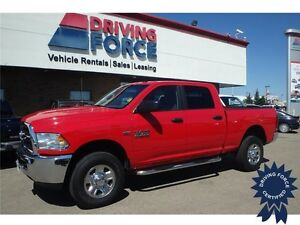 2014 Ram 2500 SLT - 5.7L Hemi, Auto-Off Headlights, 28,753 KMs