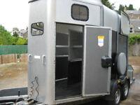 Horsebox Trailer, 2004 model Ifor Williams HB505R Classic 1 owner