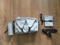 Lassig Neckline changing bag