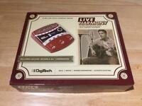 Digitech Live Harmony - Vocalist effects pedal