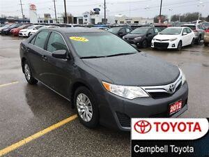 2012 Toyota Camry LE ONE PRICE ----- NO HASSLE PRICING