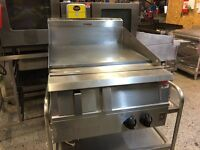 Falcon Dominator Flat Grill/Griddle comes with Stand (Gas)