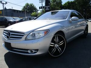 2007 Mercedes-Benz CL-Class CL550 5.5L ~NIGHT VISION~21 INCH WHE