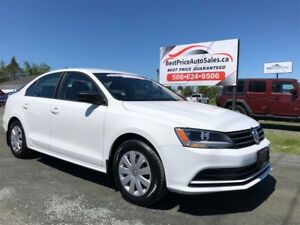2015 Volkswagen Jetta WE DELIVER!! LOW KMS!! CERTIFIED! BACK-UP