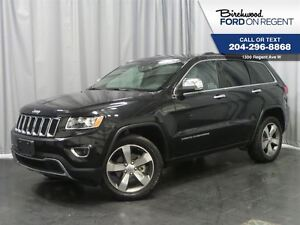 2016 Jeep Grand Cherokee Limited 4X4 *Leather/Skyroof*