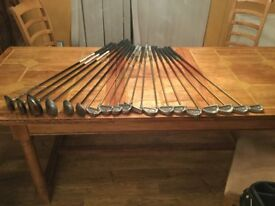 Good Quality Golf Clubs For Sale - Sensible Offers for Sale Complete or Separately