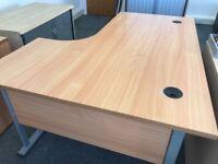 Used office corner desk for sale