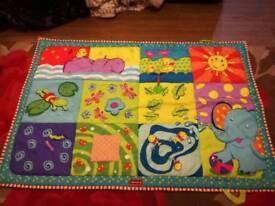 Tiny Love super baby padded play mat