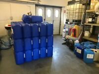 25 Litre Plastic containers free to collect