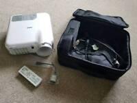 NEC LT265 Projector Bundle - Ideal for Games Room