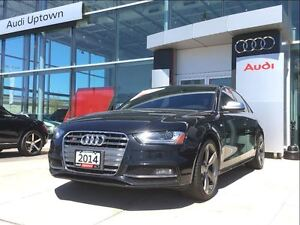 2014 Audi S4 3.0 Technik W/ AUDI SPORT DIFFERENTIAL