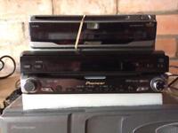 Pioneer AVIC-X1 DVD AV HEAD UNIT !!
