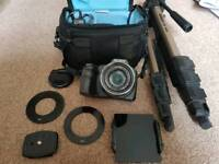 Professional Photography Camera with kit
