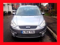 PCO ' 7 Seater ' 2013 Ford Galaxy 2.0 TDCi Zetec ' 31000 Miles ' PCO & UBER ' Galaxy 7 Seater Galaxy