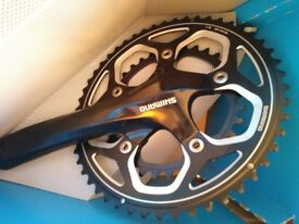 Shimano front chain set 11 speed BNIB