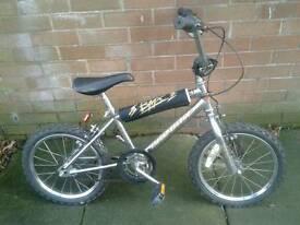"""Bike crome probike 16"""" wheels"""