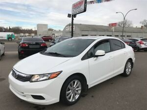 2012 Honda Civic EX w/sunroof
