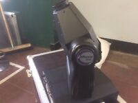 Moving Head (Stairville MV250H Spot) X2 with Flight Case - Excellent condition, lamps all functional