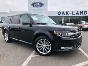 2017 Ford Flex Limited,Awd,Winte Tires and Rims Inc!!
