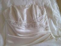 Romantica Ivory Wedding Dress size 10/12