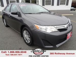 2014 Toyota Camry LE $158.43 BI WEEKLY!!!