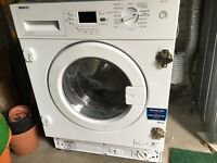 Beko Integrated 7kg Washing Machine
