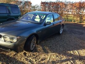 bmw 745 for sale spares or repair easy to repair price 1700pounds