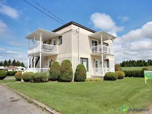 180 000$ - Duplex à vendre à St-Charles-De-Bourget