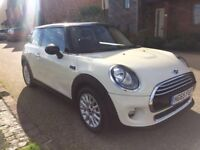 MINI Hatch 1.5 Cooper 3dr start/stop 2016 Only 17k Miles One Owner