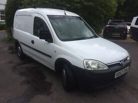 VAUXHALL COMBO VAN - 1.7CDTI- GET LITTLE VAN AND A GREAT PRICE!