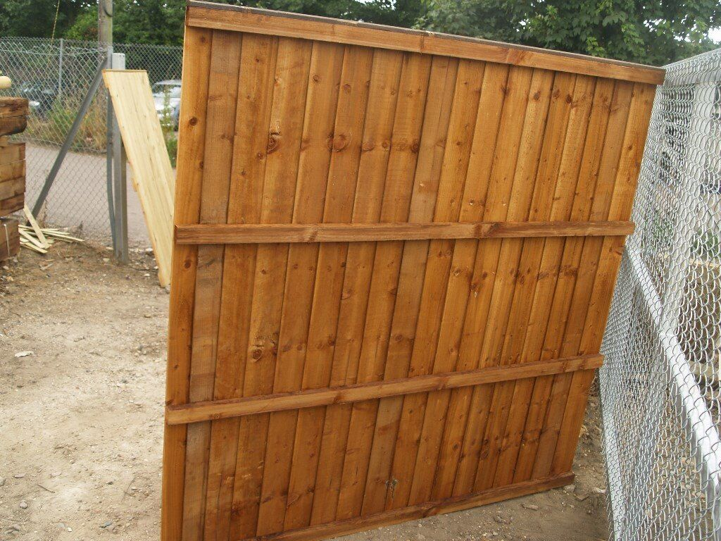 Fence panels heavy duty close board at trade prices in norwich image 1 of 7 baanklon Choice Image