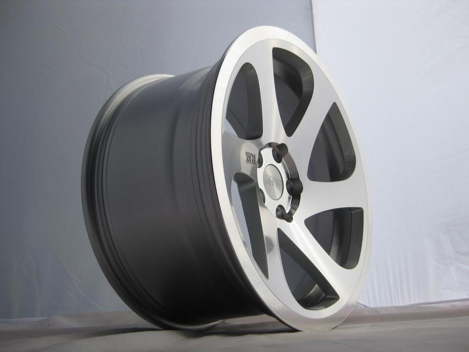 8,5x18 9,5x18 3sdm 0.06 Directional concave 5x100 5x112  5x120 in Gera