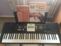 Yamaha keyboard - PSR E223