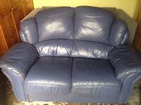 real leather sofa can deliver
