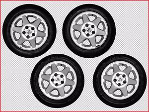 Holden Astra TS 1998 - 2005 5 Stud Genuine Factory 15' Mag Wheels Bonnyrigg Heights Fairfield Area Preview