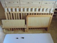 Mothercare Ashton Cot Bed