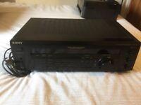 Sony STR-DE325 Amplifier w/ Dolby Pro Logic
