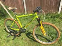 Raleigh rsp 250 mountain road bike bicycle retro rare upgraded, ready to ride