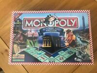 Sunderland Monopoly Game