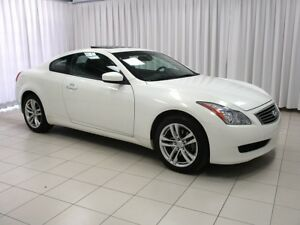 2009 Infiniti G37 COUPE 4PASS AWD , NAVIGATION, SUNROOF AND SO M