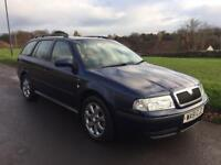 2002 Skoda Octavia estate 1.8t Laurin & Klement TOP OF THE RANGE